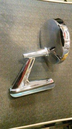画像2: セドリック H31 カスタム ミラー右 新品