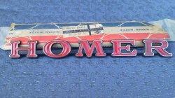 画像1: プリンス ホーマー 輸出用 サイドエンブレム