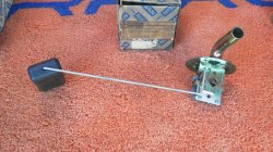 画像3: ダットサン バン V520 V521 タンクゲージユニット