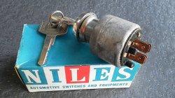 画像2: ブルーバード 510 イグニッションキー 44年用